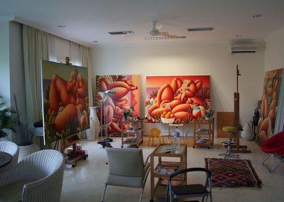 The Artist Studio